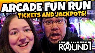 Video It's Time for FUN! Arcade Ticket Games and Winning Arcade Jackpots Round 1 Arcade! TeamCC Fun Run download MP3, 3GP, MP4, WEBM, AVI, FLV Agustus 2018