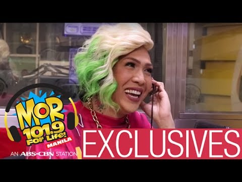 MOR Exclusives: AdVice Ganda Sa MOR 101.9 with Chacha and Ma