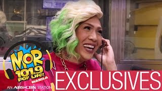mor exclusives advice ganda sa mor 101 9 with chacha and martin part 1
