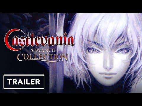 Castlevania Advance Collection вышла на Xbox One и Xbox Series X | S