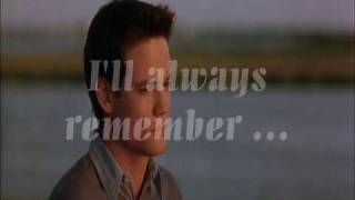 A Walk To Remember - Cry (Mandy Moore)