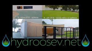 HYDROOSEV - příprava a aplikace