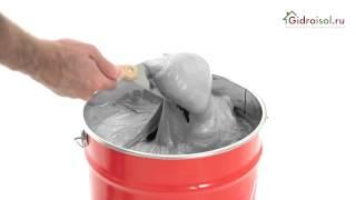 видео Работы по герметизации межпанельных швов: контроль качества