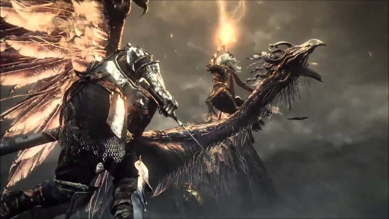 Dark Souls Iii Soundtrack Ost Nameless King Youtube