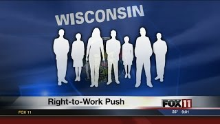 Republican Senate leader renews call for right-to-work law