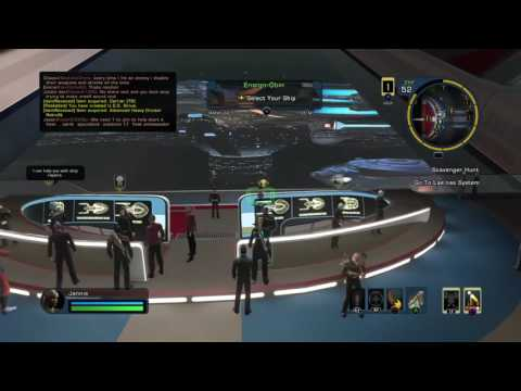 Star Trek Online Borg Advance