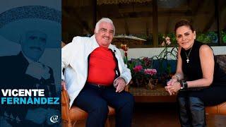 VICENTE FERNÁNDEZ  NOS CUENTA LA VERDAD DETRÁS DE LOS RUMORES, EN EXCLUSIVA #EnCasaDeMara
