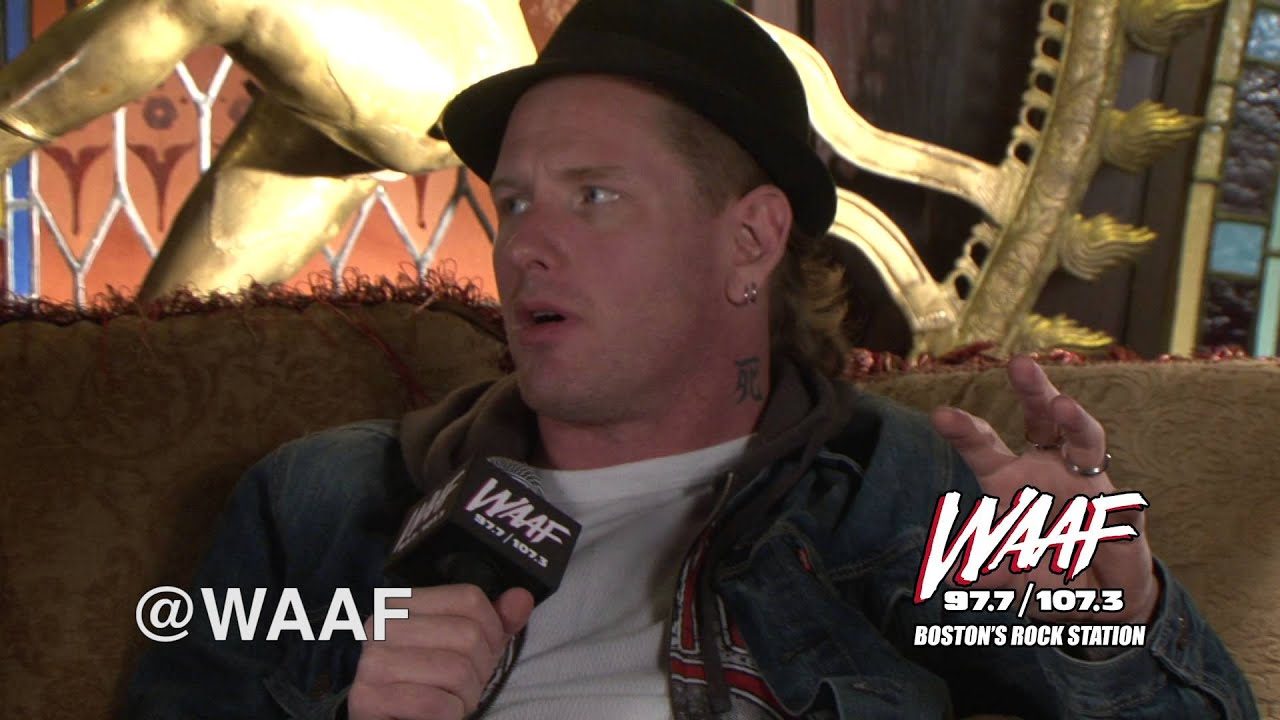 Mistress Carrie Interviews Corey Taylor Pt. 2 - YouTube