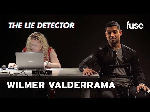 Wilmer Valderrama Takes A Lie Detector Test