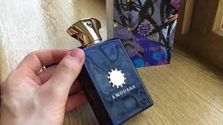 Amouage - Interlude for man. Обзор.