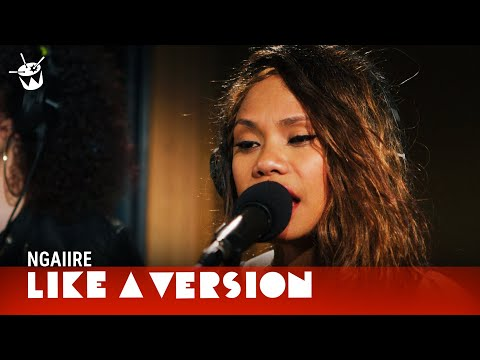 Ngaiire Covers Tame Impala 'The Less I Know The Better' For Like A Version