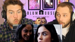 TRUTH OR DARE TRAILER REACTION (Blumhouse Horror 2018)