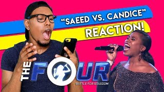Saeed vs Candice: A GREAT Battle For A Second Chance! | S1E5 | The Four +