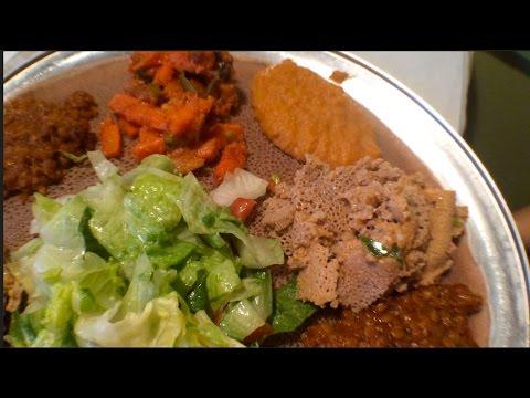 Vegan Ethiopian Food | Bench Day