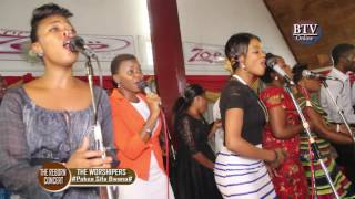 the worshipperz pokea sifa bwana on the stage reborn concert 05022017