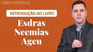 ???? Esdras, Neemias e Ageu (Aula Ao Vivo) - Leandro Lima
