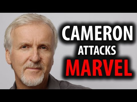 James Cameron Attacks Avengers Infinity War For Being Too Male