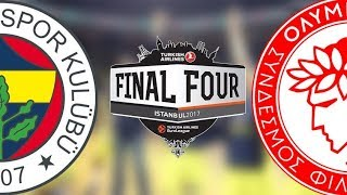 Fenerbahçe - Olympiakos Final Maçı Özeti İzle (ŞAMPİYON FENERBAHÇE)