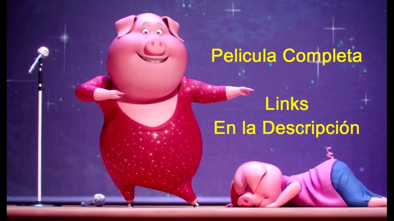 Ver Sing: ¡Ven y canta! (2016) Online Latino - PELISPLUS