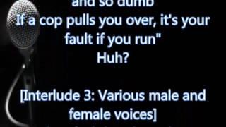Macklemore and Ryan Lewis - White Privilege II (Lyrics)