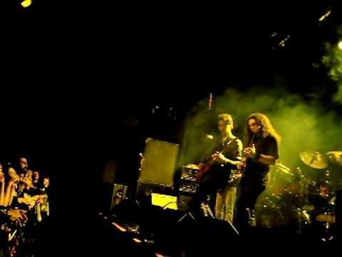 Jason Perez - Guitar Solo 3/7/10 @ The Filmore at Irving Plaza, New York, NY