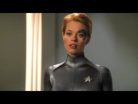 Seven of Nine, best moments | Season 4