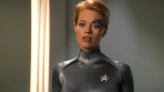 Seven of Nine, best moments | Season 4 - Star Trek: Voyager