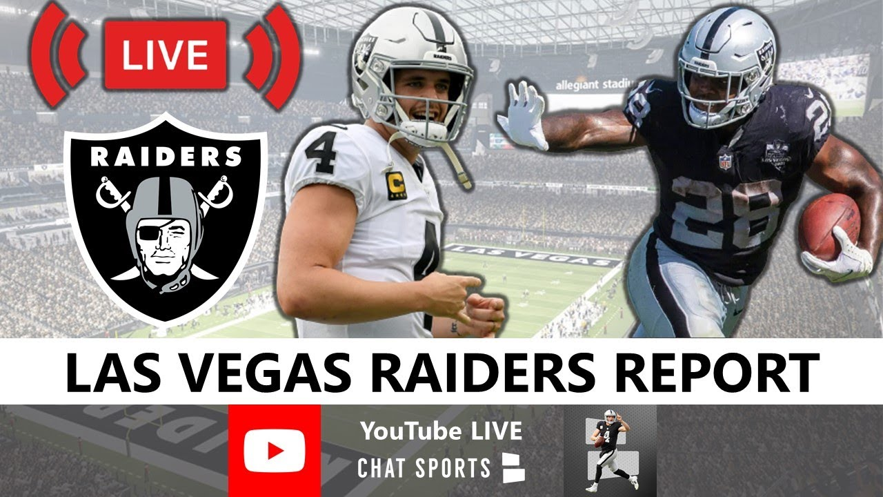 Raiders Report LIVE with Mitchell Renz (December 1st, 2020)