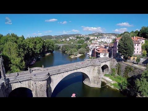 A Lindíssima cidade de Amarante, norte de Portugal 01(Programa Assim é Portugal Oficial)