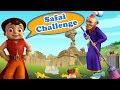Super Bheem - Safai Challenge | GreenGoldKids