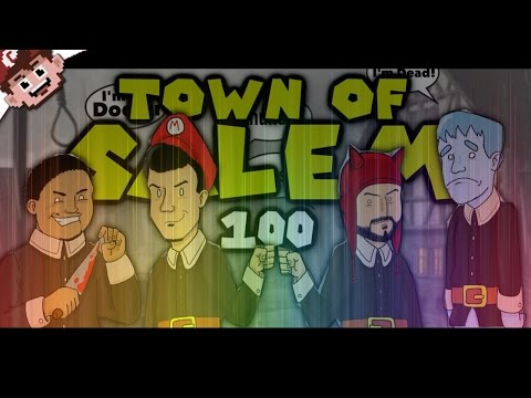 PART 100 SPECIAL! (The Derp Crew: Town of Salem - Part 100)