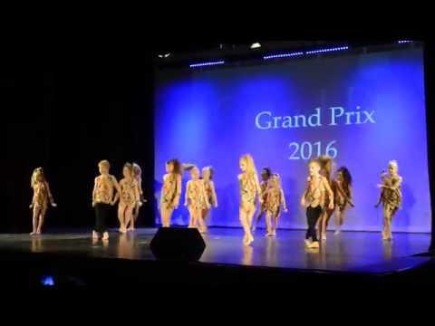 GRAND PRIX 2016 - De Arte deju studija - Africa