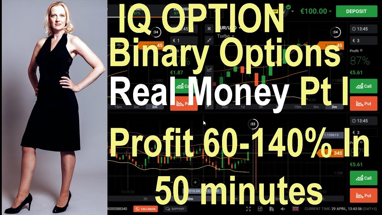 Free real money binary options