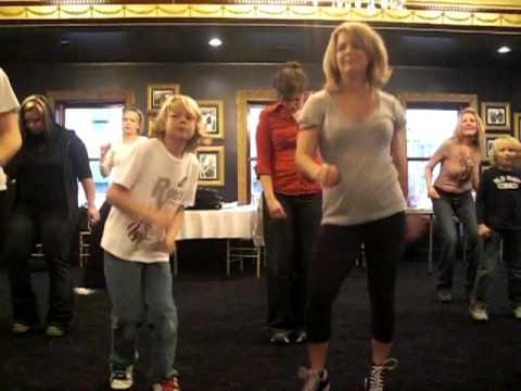 The Pug Mgrs dancing #2