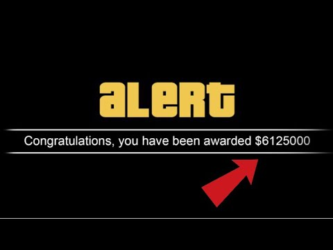 GTA 5 Online -HOW TO GET FREE MONEY FROM ROCKSTAR (XBOX 1, PS4, PC)