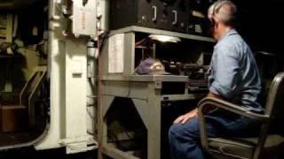 Radio Operations from USS MASSACHUSETTS