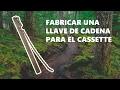 Fabricar una Llave de Cadena para Cassette de Bici / Sprocket remover - Chain Whip DIY
