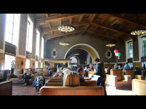 History and grit in LA Union Station: A Minute Away