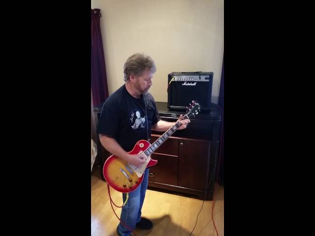 Stairway to Heaven lead guitar solo
