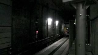 広島唯一の地下鉄! アストラムライン 本通発車