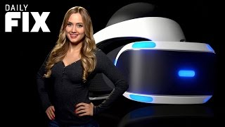 sony playstation vr bundle pre orders now open ign daily fix