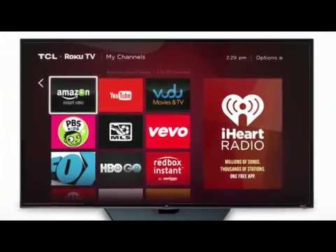 TCL Roku TV - The First Smart TV Worth Using - YouTube