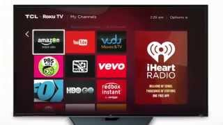 Video TCL Roku TV - The First Smart TV Worth Using download MP3, 3GP, MP4, WEBM, AVI, FLV Juli 2018