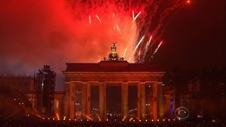 Germany celebrates 25 years since fall of the Berlin Wall