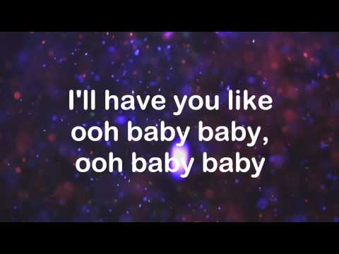 Usher - Scream (Lyrics on Screen)
