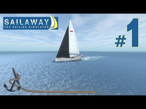 Sailaway - The Sailing Simulator - pierwsze spojrzenie.