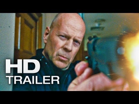 Exklusiv: R.E.D. 2 Trailer 2 Deutsch German | 2013 Official Bruce Willis [HD]