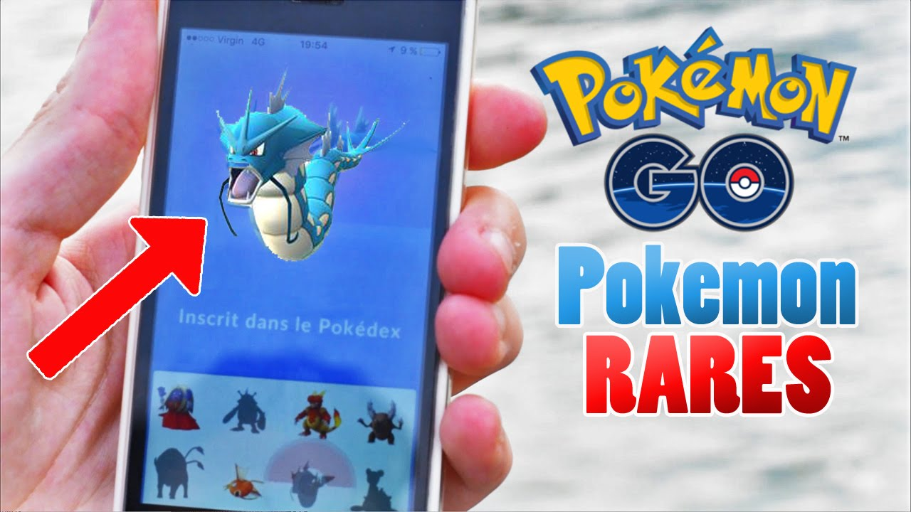Pokemon go fr 7 leviator le pokemon go rare et epic - Pokemon argent pokemon rare ...