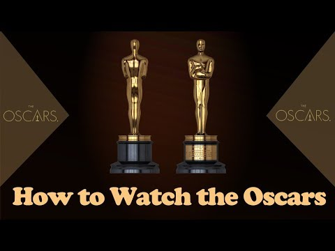 [Easy GUIDE] How To Watch The Oscars Live Stream (🏆 Online)