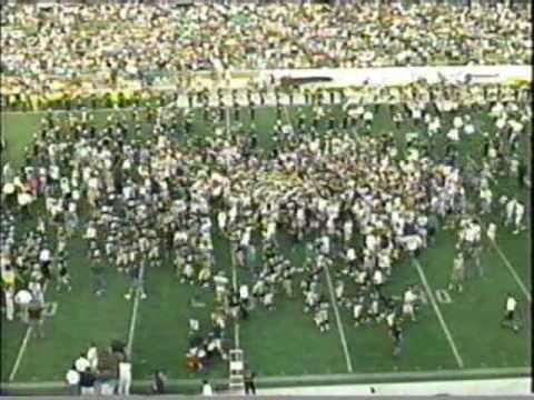1994: Michigan 26 Notre Dame 24 (PART 3)